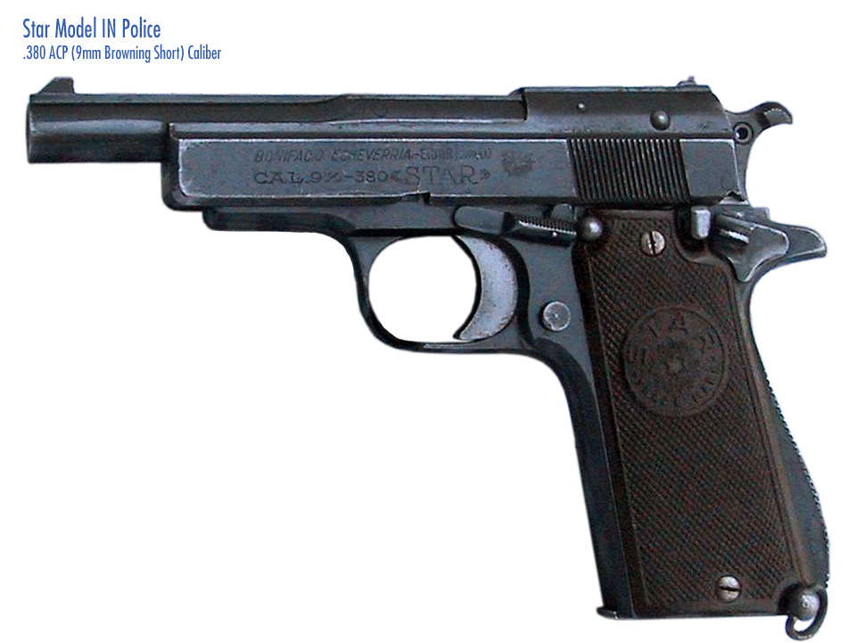 Star Firearms: I-series pistols