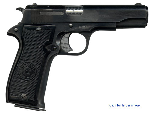 algunas armas que se utilizaron en las guerras